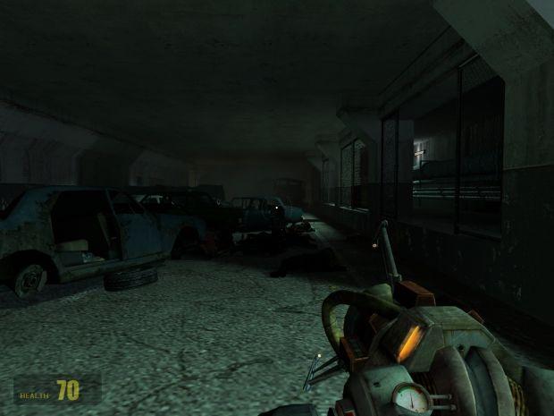 Half-Life 2 Evolution 1.1