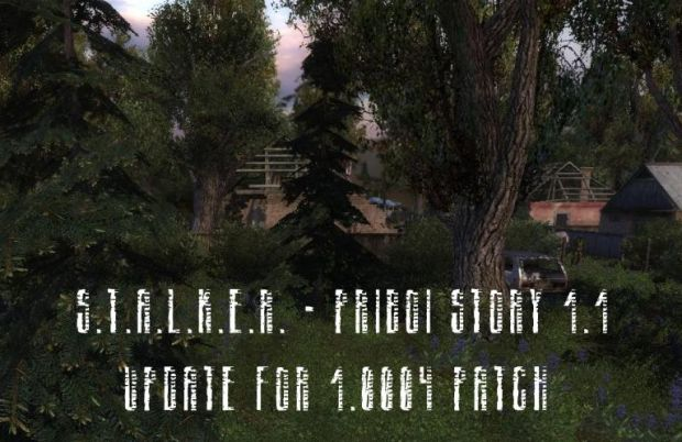 Priboi Story 1.1 Update for 1.0004 OUTDATED!!!