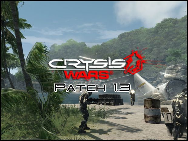 Crysis Wars Patch 1.3 Full