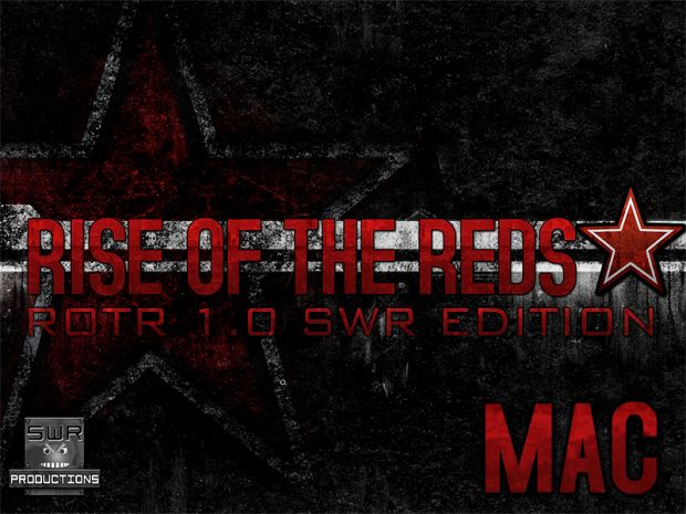 Rise of the Reds 1.0 SWR Edition (Mac)