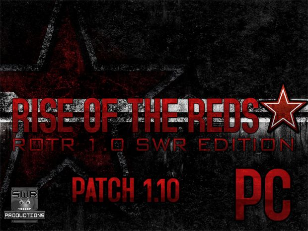 ROTR Patch 1.1 PC