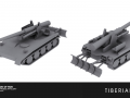 M110 Howitzer (Nod Mobile Artillery)