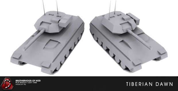 Nod M4 Bradley Light Tank