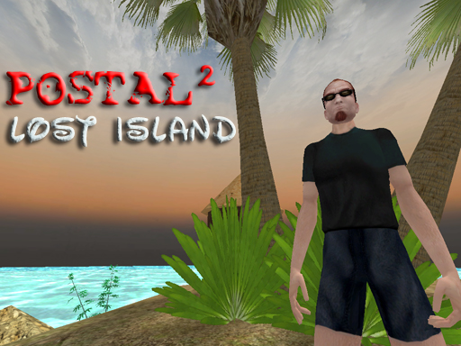Lost Island Patch 1