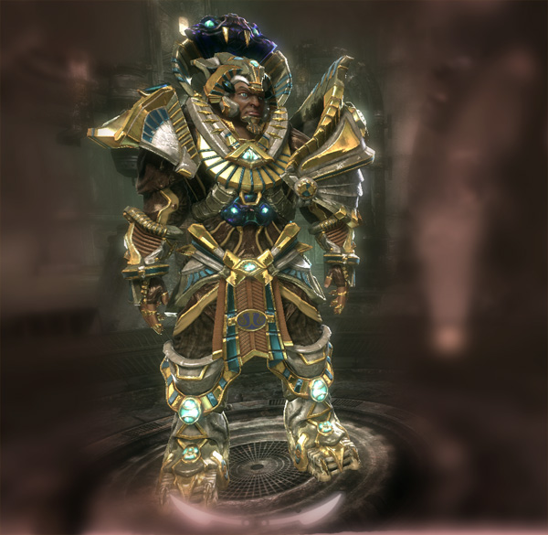 Egyptian Warlord