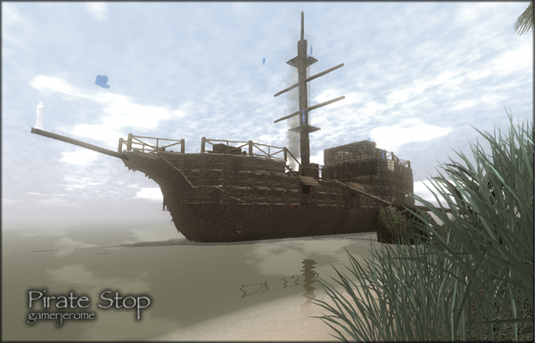 Pirate Stop