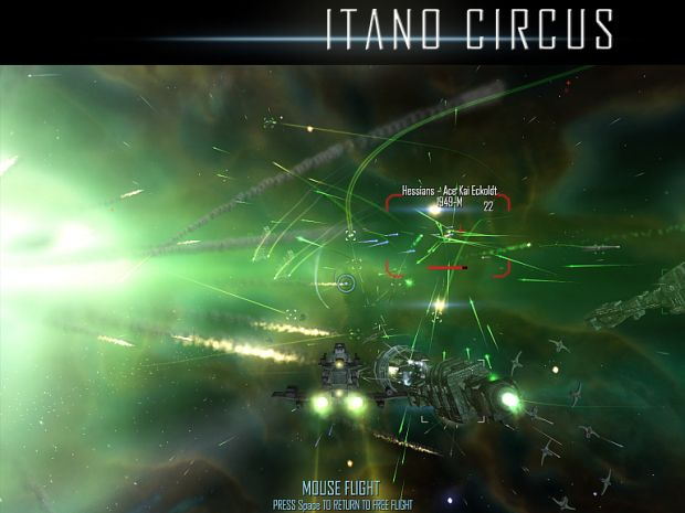 Itano Circus Release 1.00
