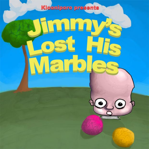 Jimmy Lost his Marbles