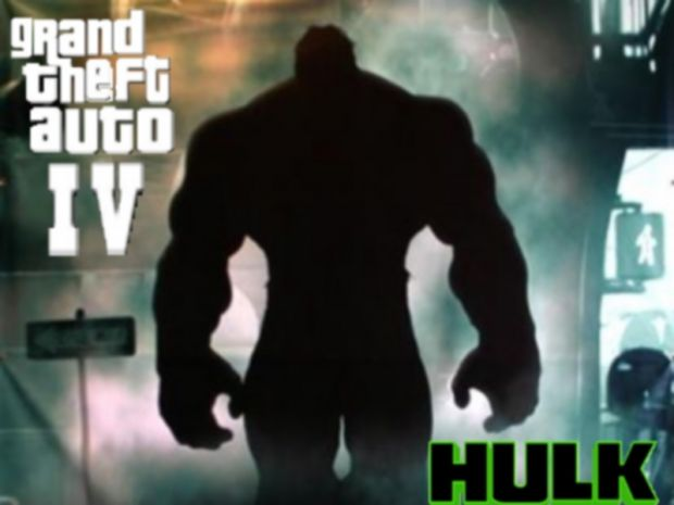 Hulk in Liberty City!!