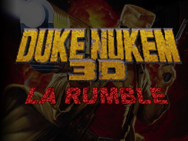 Duke Nukem - L.A. RUMBLE