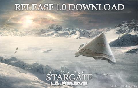 Stargate la Relève 1.01 (new version)
