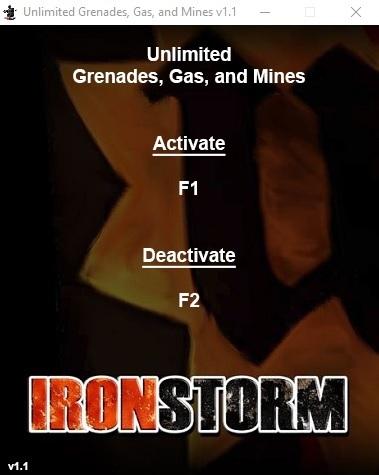 Unlimited Grenades, etc. v1.1 (Campaign Trainer)