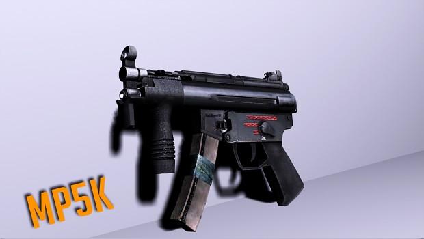 BF3 MP5K