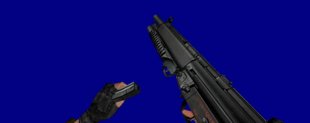 Reanimated MP5 Reload animation (For Custom Patch)