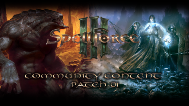 SpellForce 3 - Community Content Patch 01 (SF3 - C