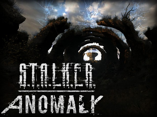 S.T.A.L.K.E.R. Anomaly Repack Minimap