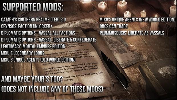 Community Modding Framework v1.10.4