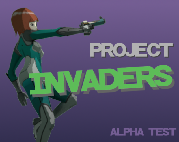 Project Invaders Alpha 1.1 for Android