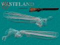 High-Poly Sawedoff Model for Wasteland Half-Life