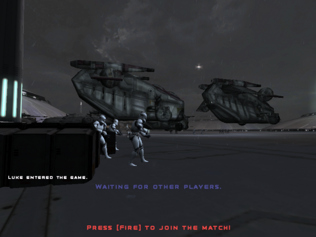 [SWRC] Kamino Multiplayer Port