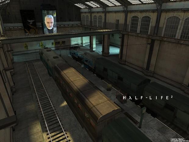 Map Half Life 2