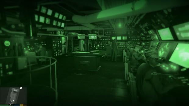 submarine scenarios