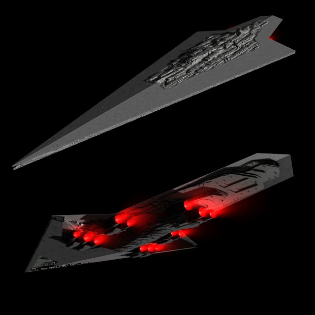 Executor-class Super Star Destroyer free release