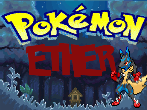 pokemon ether Special demo