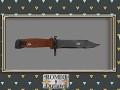 Bayonet knife - Giant's Toothpick