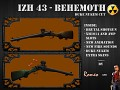 IZH 43 WAR-custom - Behemoth