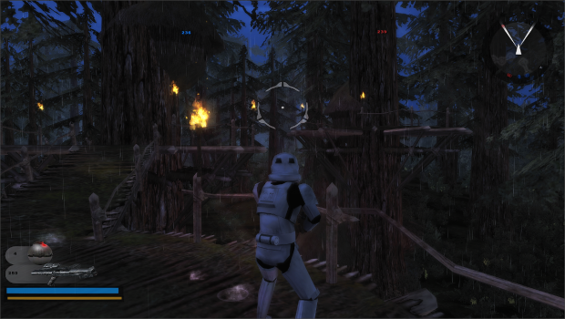Endor At Night