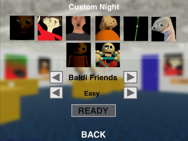 Five Nights At Baldi's