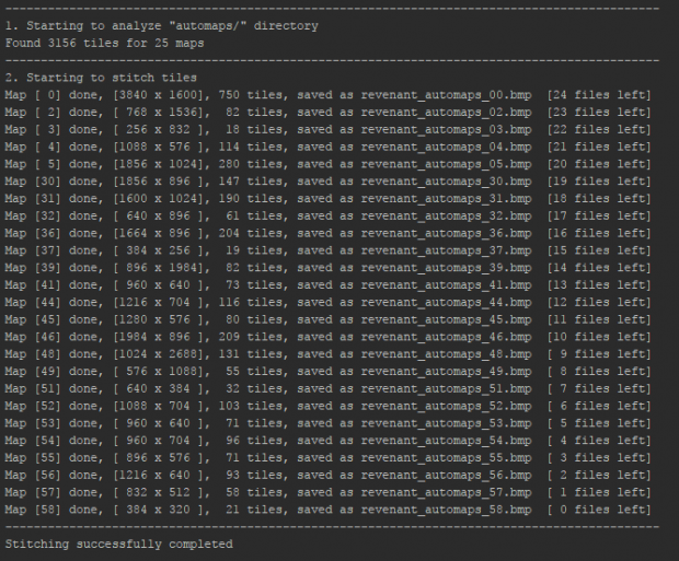automaps.py v1.0