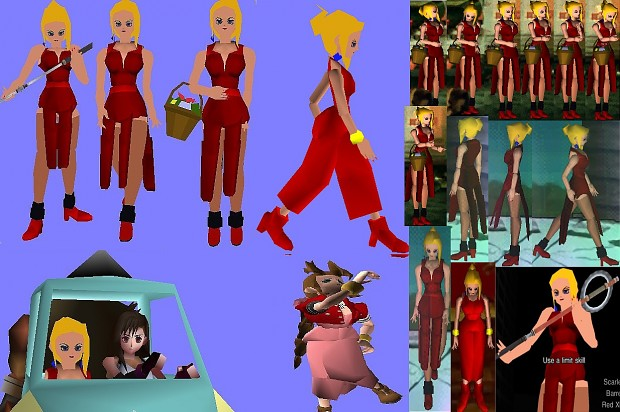 Scarlet MOD MIX (Mine & Kaldarashas) 1.0.