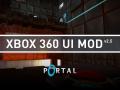 Xbox 360 UI Mod v2.5 for Portal