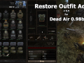 Restore Outfit Addon v0.4