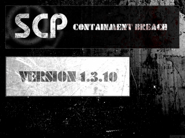 SCP - Containment Breach v1.3.10