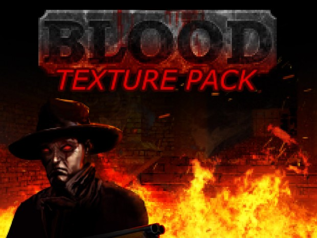 Blood Texture Pack v03