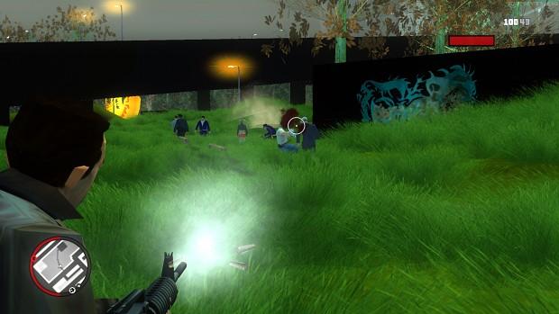 Liberty City Stories PC Edition Beta 4