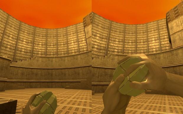 Quake 2 hand grenade for q2xp