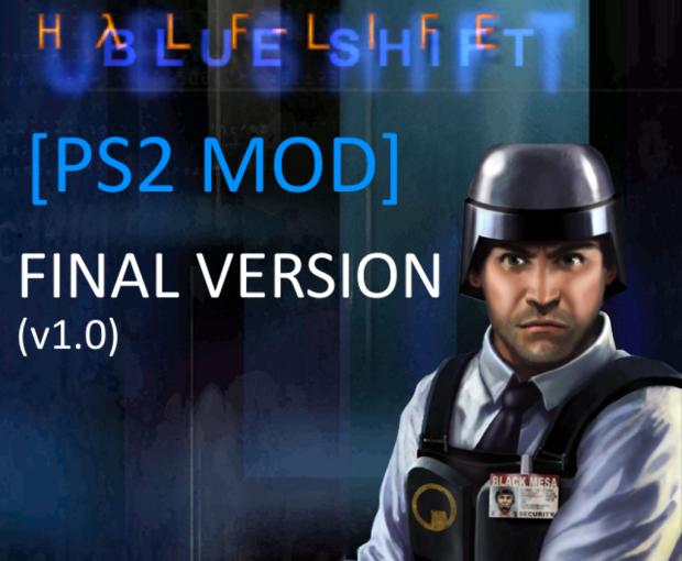 [PS2 mod] Blue Shift - Final (v1.0)