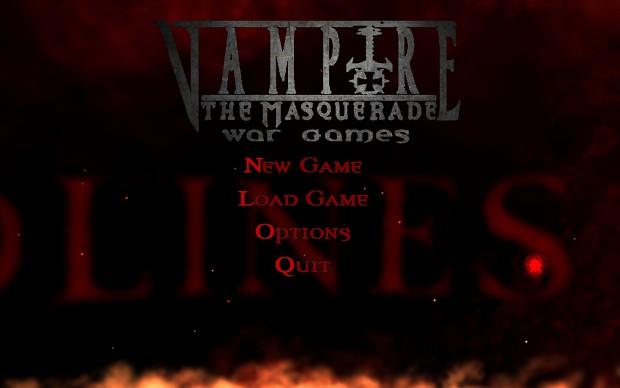 Masquerade War Games