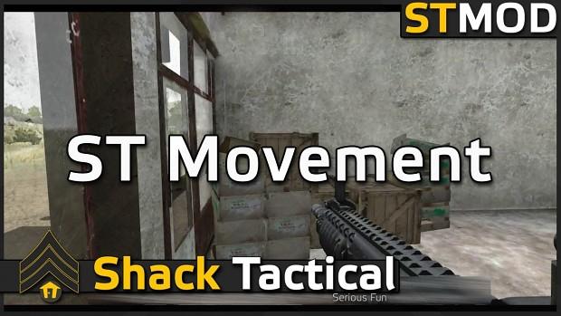ShackTac Movement addons