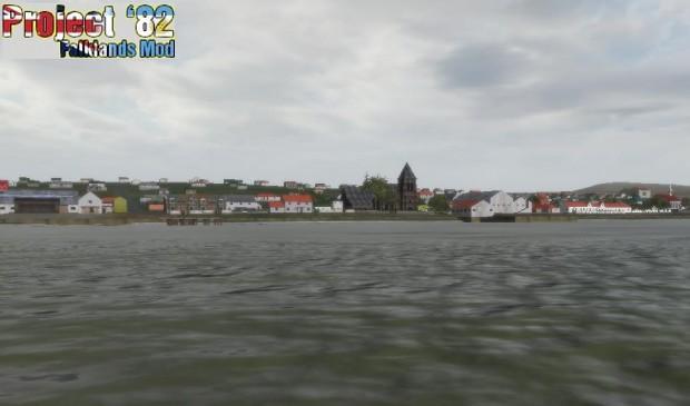 Project 82 The Falklands/Malvinas War mod