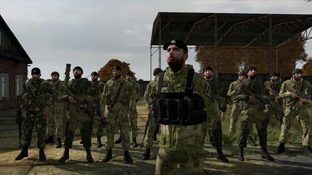 Chechen Volunteers Unit
