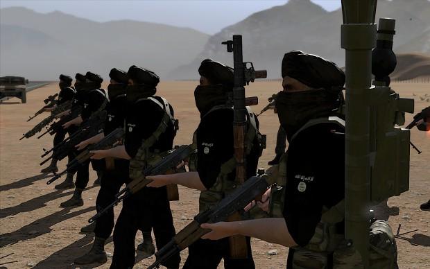 [MIS] ISIS Terrorists