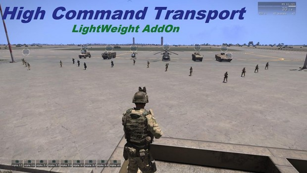 High Command Transport