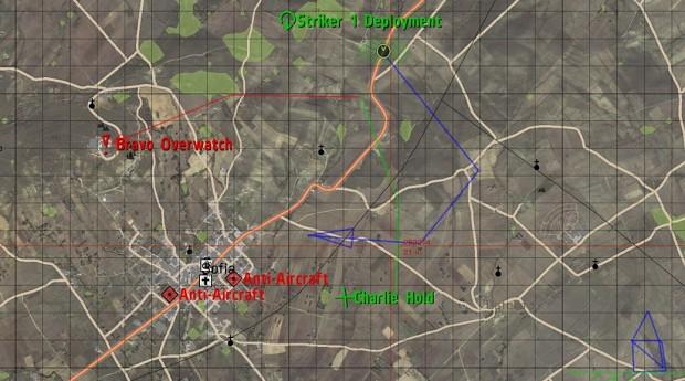 FHQ Map Draw