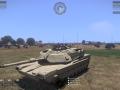 Burnes Armories M1A2 and M1A1 AIM Abrams Tanks
