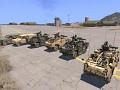 HAFM ArmA 2 UK Wheeled - Import